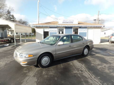2000 Buick LeSabre for sale at DeLong Auto Group in Tipton IN