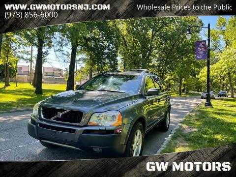 2006 Volvo XC90 for sale at GW MOTORS in Newark NJ