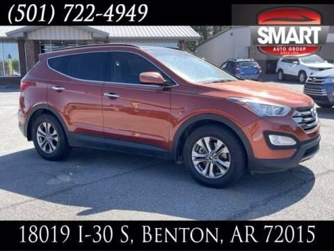2015 Hyundai Santa Fe Sport for sale at Smart Auto Sales of Benton in Benton AR