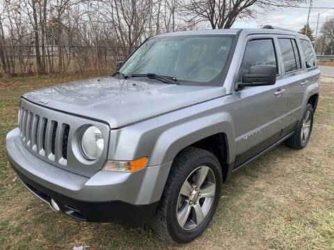 2017 Jeep Patriot for sale at CItywide Auto Credit in Oregon OH