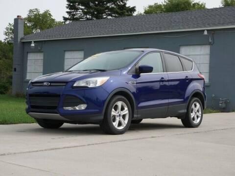2015 Ford Escape for sale at Royal AutoTec in Battle Creek MI