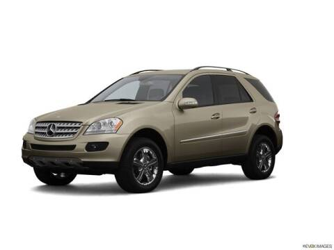 2007 Mercedes-Benz M-Class for sale at SULLIVAN MOTOR COMPANY INC. in Mesa AZ
