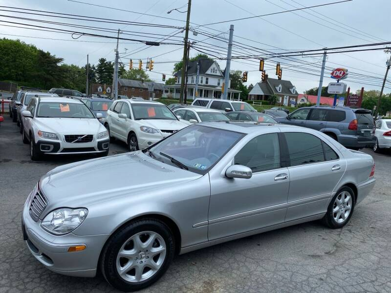 2004 Mercedes-Benz S-Class for sale at Masic Motors, Inc. in Harrisburg PA