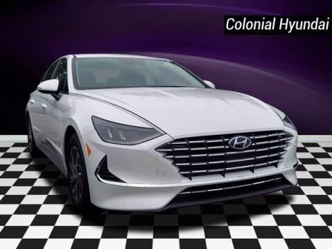 2022 Hyundai Sonata Hybrid for sale at Colonial Hyundai in Downingtown PA