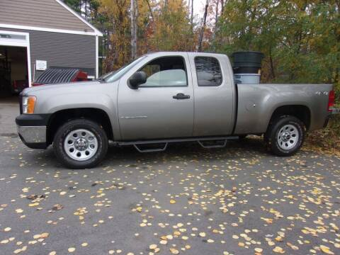 2008 GMC Sierra 1500 for sale at Mark's Discount Truck & Auto Sales in Londonderry NH