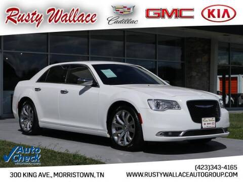 2018 Chrysler 300 for sale at RUSTY WALLACE CADILLAC GMC KIA in Morristown TN