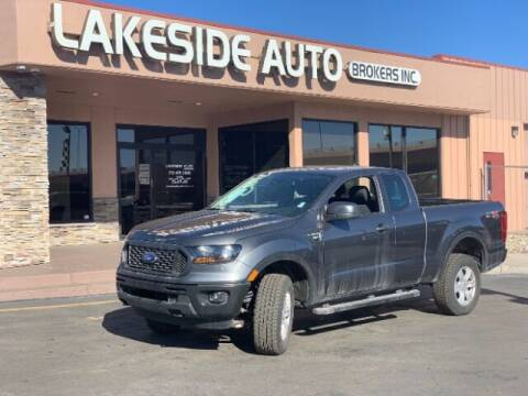 2020 Ford Ranger for sale at Lakeside Auto Brokers in Colorado Springs CO