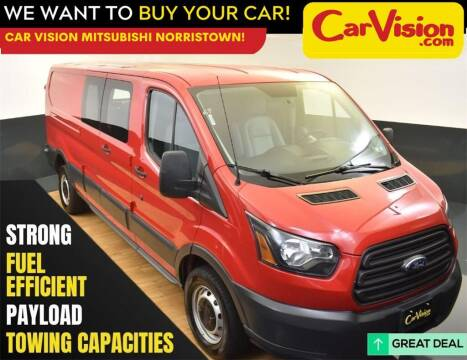 2015 Ford Transit Cargo for sale at Car Vision Mitsubishi Norristown in Norristown PA