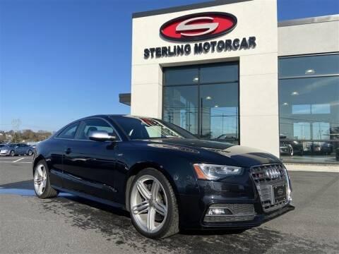 2013 Audi S5 for sale at Sterling Motorcar in Ephrata PA