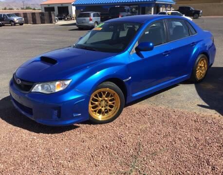 2013 Subaru Impreza for sale at SPEND-LESS AUTO in Kingman AZ