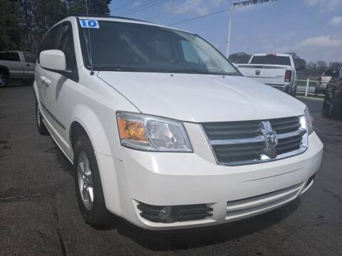 2010 Dodge Grand Caravan for sale at GREAT DEALS ON WHEELS in Michigan City IN