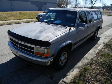 1995 Dodge Dakota for sale at Lindenwood Auto Center in St.Louis MO