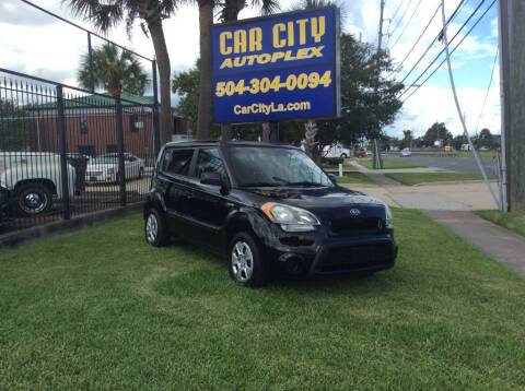 2013 Kia Soul for sale at Car City Autoplex in Metairie LA