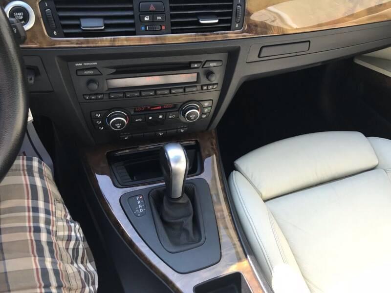 2007 BMW 3 Series AWD 328xi 4dr Sedan - Danbury CT