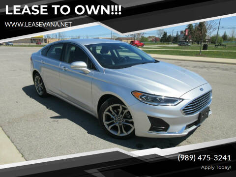 2019 Ford Fusion for sale at LeaseVana in Saginaw MI