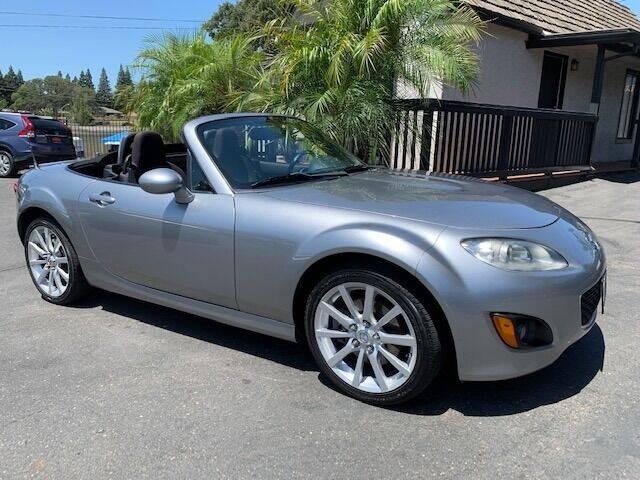 2010 Mazda MX-5 Miata for sale at Three Bridges Auto Sales in Fair Oaks CA