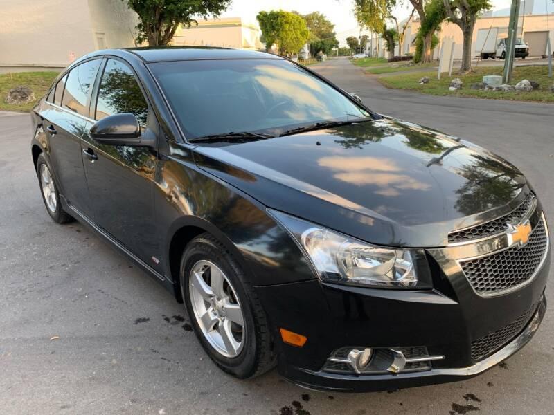 2014 Chevrolet Cruze for sale at Roadmaster Auto Sales in Pompano Beach FL