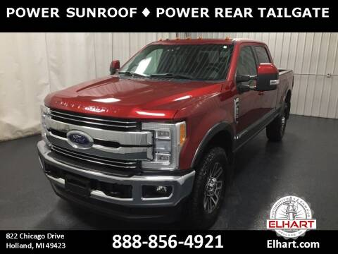 2018 Ford F-350 Super Duty for sale at Elhart Automotive Campus in Holland MI