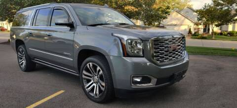 2018 GMC Yukon XL for sale at Auto Wholesalers in Saint Louis MO