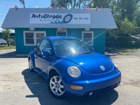 2003 Volkswagen New Beetle for sale at Autostrade in Indianapolis IN