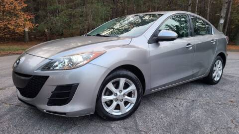 2010 Mazda MAZDA3 for sale at El Camino Auto Sales in Sugar Hill GA