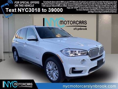 2017 BMW X5 for sale at NYC Motorcars in Freeport NY