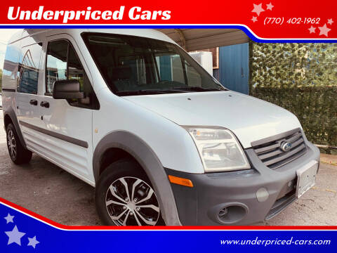 2010 Ford Transit Connect for sale at Underpriced Cars in Marietta GA
