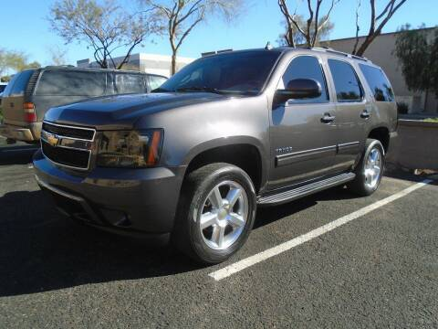 2011 Chevrolet Tahoe for sale at COPPER STATE MOTORSPORTS in Phoenix AZ
