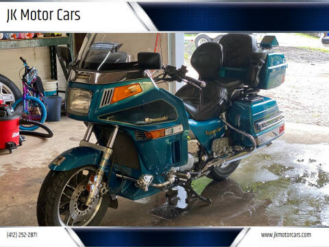 1995 Kawasaki Vulcan for sale at JK Motor Cars in Pittsburgh PA