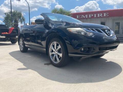 2014 Nissan Murano CrossCabriolet for sale at Empire Automotive Group Inc. in Orlando FL