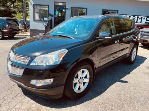2012 Chevrolet Traverse for sale at M&M's Auto Sales & Detail in Kansas City KS