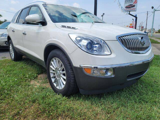 2011 Buick Enclave for sale at Dixie Automart LLC in Hamilton OH