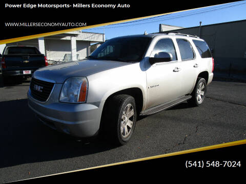 2008 GMC Yukon for sale at Power Edge Motorsports- Millers Economy Auto in Redmond OR