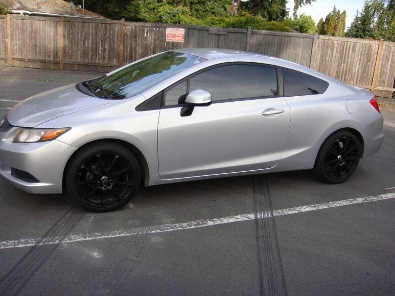 2012 Honda Civic for sale at Western Auto Brokers in Lynnwood WA