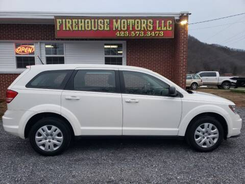 2014 Dodge Journey for sale at Firehouse Motors LLC in Bristol TN