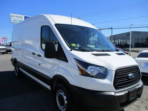 2019 Ford Transit Cargo for sale at AUTO FACTORY INC in East Providence RI