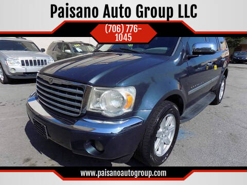 2007 Chrysler Aspen for sale at Paisano Auto Group LLC in Cornelia GA