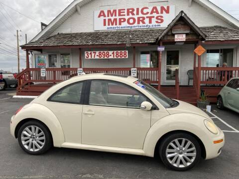 2008 Volkswagen New Beetle for sale at American Imports INC in Indianapolis IN