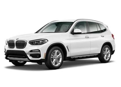 2021 BMW X3 for sale at Autohaus Group of St. Louis MO - 3015 South Hanley Road Lot in Saint Louis MO