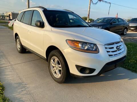2010 Hyundai Santa Fe for sale at Wyss Auto in Oak Creek WI
