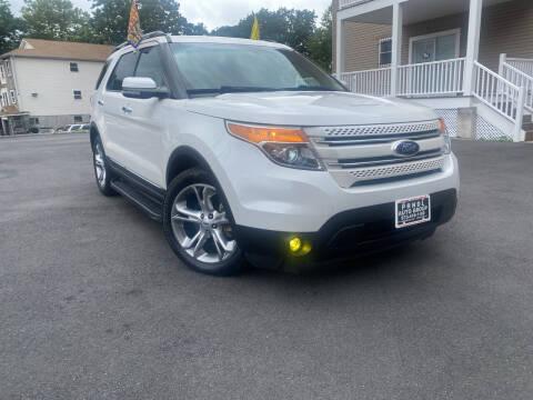 2012 Ford Explorer for sale at PRNDL Auto Group in Irvington NJ