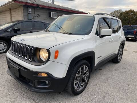 2018 Jeep Renegade for sale at Pary's Auto Sales in Garland TX