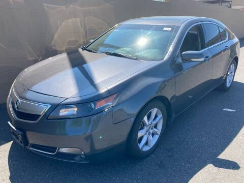 2013 Acura TL for sale at Blue Line Auto Group in Portland OR