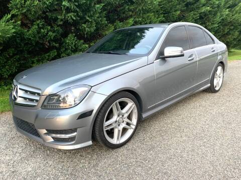 2013 Mercedes-Benz C-Class for sale at 268 Auto Sales in Dobson NC