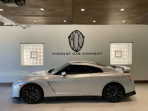 2020 Nissan GT-R for sale at Midwest Car Connect in Villa Park IL
