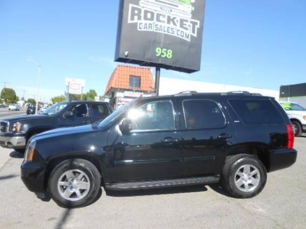 2009 GMC Yukon for sale at Rocket Car sales in Covina CA