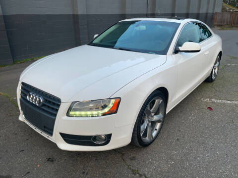 2011 Audi A5 for sale at APX Auto Brokers in Lynnwood WA