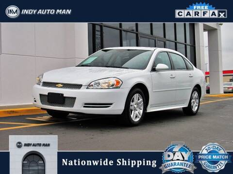 2014 Chevrolet Impala Limited for sale at INDY AUTO MAN in Indianapolis IN