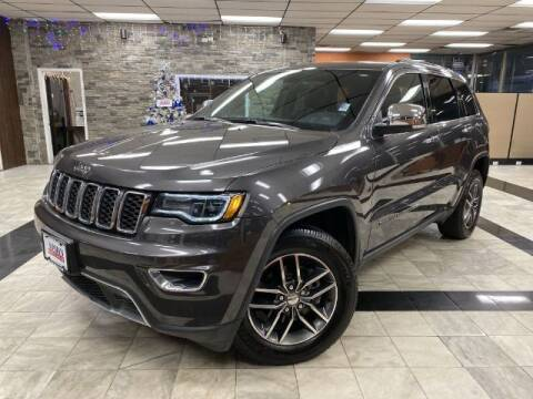 2017 Jeep Grand Cherokee for sale at Sonias Auto Sales in Worcester MA