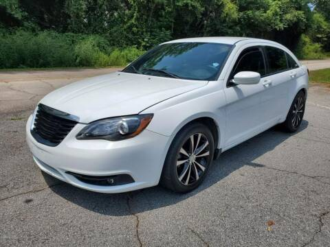 2012 Chrysler 200 for sale at GA Auto IMPORTS  LLC in Buford GA